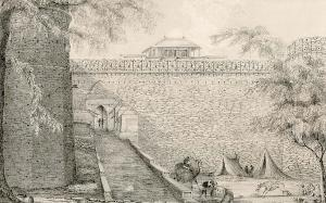 George Abbott - Views Of The Forts Of Bhurtpoore