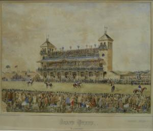 Walter Rob. Stewart Acton - Grand Stand Scarborough