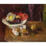 ARMOUR Mary Nicol Neil Still-life With Russet Apples