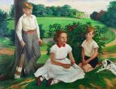 BROOKES Lionel The Wilson - Young Children,  Barham Hall