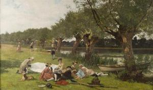 """Hector Caffieri - """"thepicnic"""""""