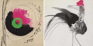 Chao Chung-Hsiang - Life's Maelstrom & Rooster With A Red Comb