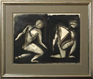 Chris Clark - Two Figures