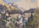 COMPTON Edward Harrison Bad Gastein