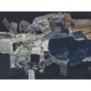 Roy Turner Durrant - Four Abstract Compositions