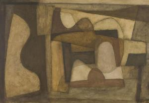Roy Turner Durrant - October Inscape