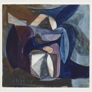 Roy Turner Durrant - Untitled Abstract