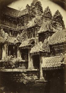 Emile Gsell - The Temple Of Angkor Wat