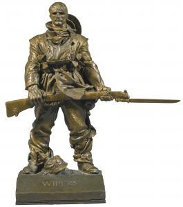 Charles Sargeant Jagger - Maquette For Wipers