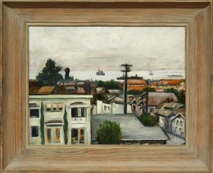 Seichin Kondo - Views Of San Pedro And Southern California