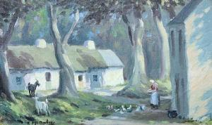 Charles J. Mcauley - Uncles House In The Glens