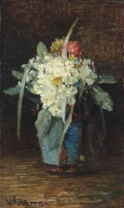 James Campbell Noble - Spring Flowers