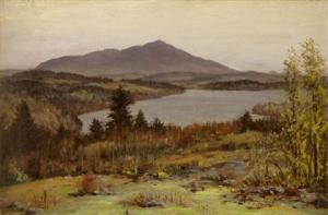 William Preston Phelps - Mount Monadnock, New Hampshire, Spring