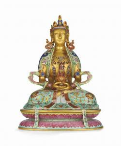Qianlong - Buddha Of Infinite Life