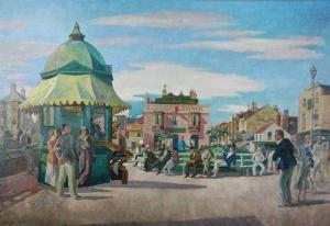 Harry Rutherford - Great Yarmouth August