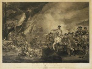 William Sharp - The Seige And Relief Of Gibraltar