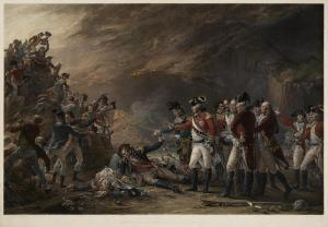 William Sharp - The Sortie Made By The Garrison Of Gibralter In The Morning Of The 27 Of Nov. 1781