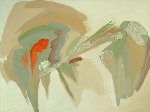 Talbott - Untitled Abstract Composition
