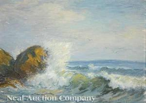 Frederic Louis Thompson - The Waves